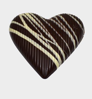 chocolade vorm met logo verpakking relatiegeschenk beurs retail