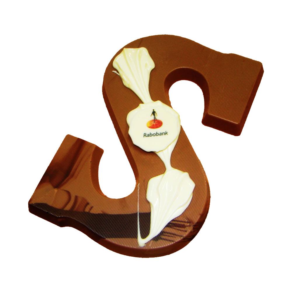 Reclame Chocolade Repen In Gepersonaliseerde Verpakking